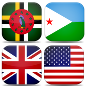 World Flag Quiz icon