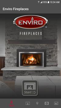 Enviro Fireplaces poster