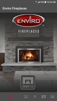 Enviro Fireplaces poster