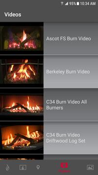 Enviro Fireplaces screenshot 2