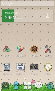 Doodle Style Theme screenshot 2