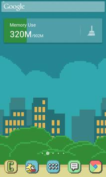 Pixel Retro Style Theme screenshot 5