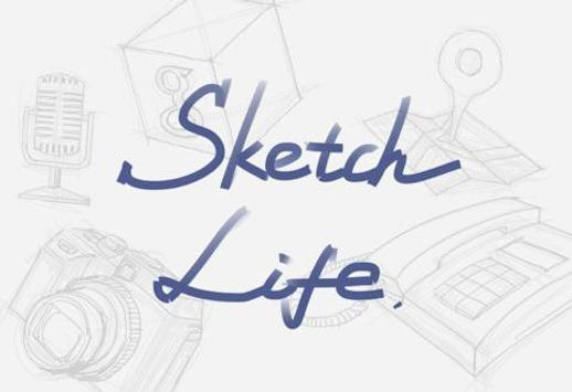 Sketch Style Icons&Wallpapers screenshot 1