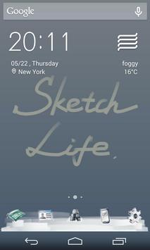 Sketch Style Icons&Wallpapers screenshot 2