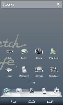 Sketch Style Icons&Wallpapers screenshot 5