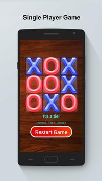 Tic-Tac-Toe - Bluetooth apk screenshot