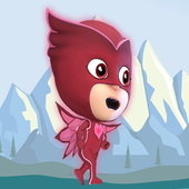 PJ Girls Mask Adventure Run icon