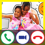 Call from Naiah and Elli Toys Show Prank APK