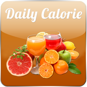 Daily Calorie Meter icon