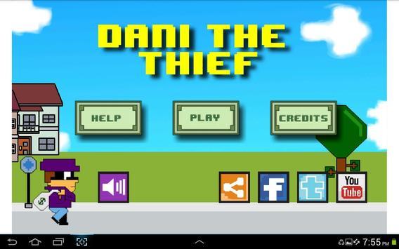 Dani The Thief poster