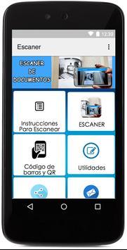 Escanear documentos con el móvil + Escaneado Fotos poster