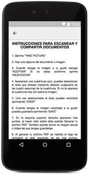 Escanear documentos con el móvil + Escaneado Fotos screenshot 1