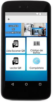 Escanear documentos con el móvil + Escaneado Fotos screenshot 2