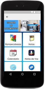 Escanear documentos con el móvil + Escaneado Fotos screenshot 3