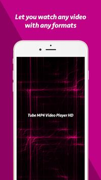 Tube MP4 Video Player HD poster