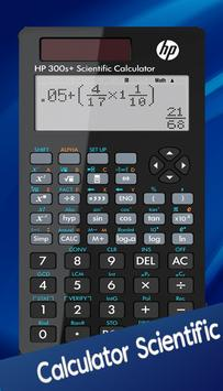 Calculator Scientific Free poster