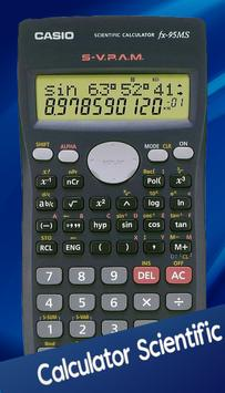 Calculator Scientific Free apk screenshot