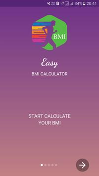 Easy BMI Calculator screenshot 1