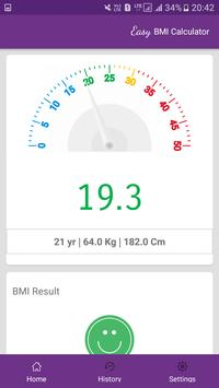 Easy BMI Calculator screenshot 30