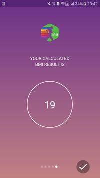 Easy BMI Calculator screenshot 5