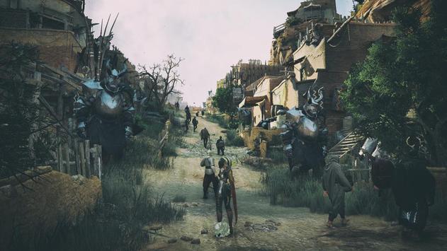 The Black Iron Desert poster
