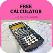 Calculator Scientific icon