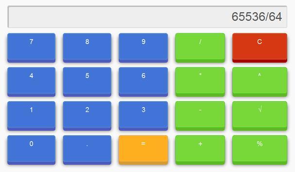 Abacus Calculator apk screenshot