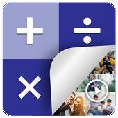 Calculator Vault and App Lock icon