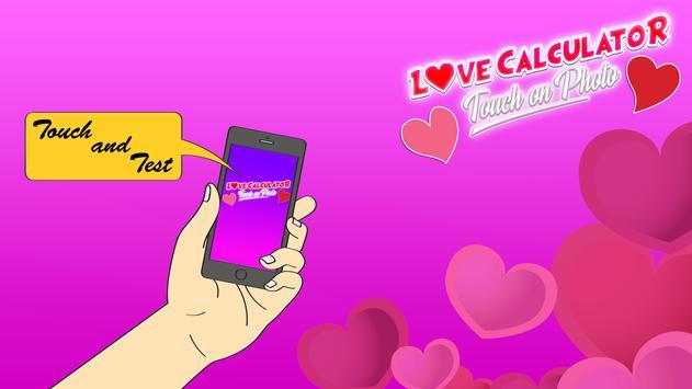 Love Calculator Photo on Touch screenshot 5