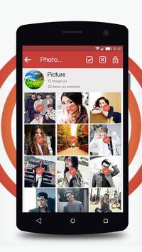 Hide photo, video, lock app by calculator screenshot 17