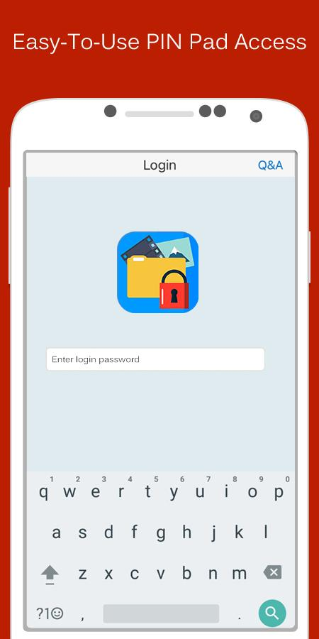 Calculator Gallery Lock Keep Safe Photo Vault for Android