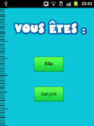 Calculer Sa Taille Adulte For Android Apk Download