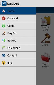 Legal App Free apk screenshot