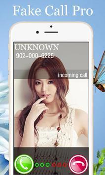 Fack Call - Prank Call apk screenshot