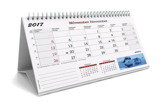 Календарь на 2017 год screenshot 1