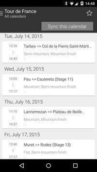 CG - Calendars Add-On screenshot 3