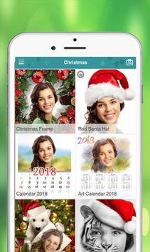 Calendar Photo Editor 2018 poster