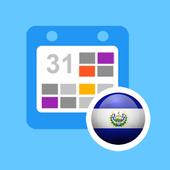 Calendario El Savador 2018 icon
