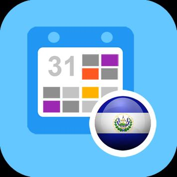 Calendario El Savador 2018 apk screenshot