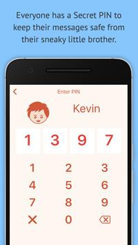 Kids In Touch Texting for Kids apk screenshot
