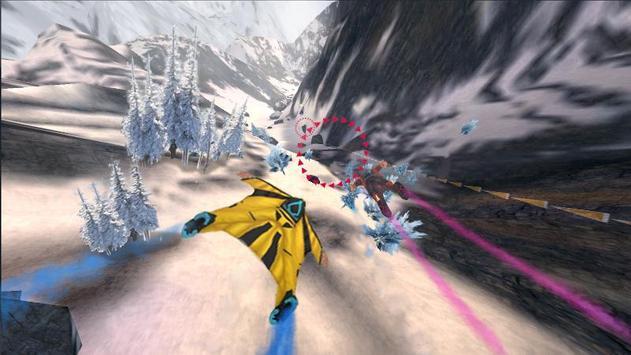 Wingsuit Flying स्क्रीनशॉट 5