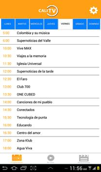 Canal CaliTV screenshot 4