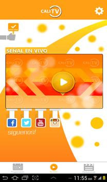 Canal CaliTV apk screenshot