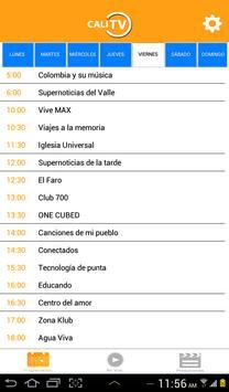 Canal CaliTV screenshot 1