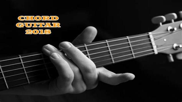 Chord Guitar 2018 screenshot 1