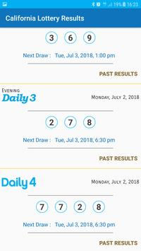 Daily 3 Evening Results
