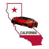 Free California (CA) DMV Drive License Test 2017 icon
