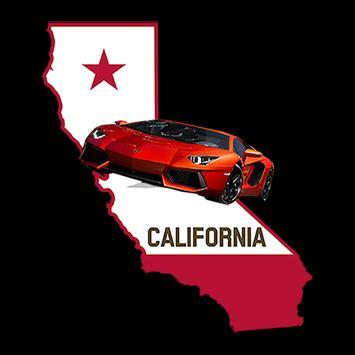 Free California (CA) DMV Drive License Test 2017 poster