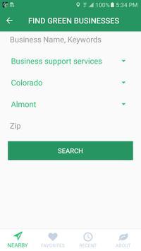 Shop Green - Business Search screenshot 2