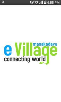 E Village Manakadavu poster